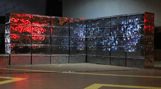 Owais Husain's Installation At CST Is A Visual Journey You Have To Go On